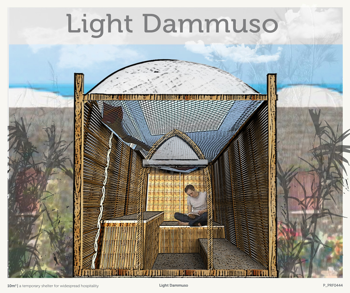 Postcard_P_PRF0444_Light Dammuso_10mq_2016